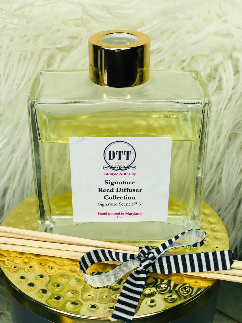 Signature Scent No. 5 Reed Diffuser