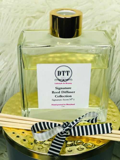 Signature Scent No. 1 Reed Diffuser