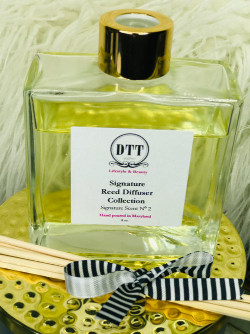 Signature Scent No. 2 Reed Diffuser