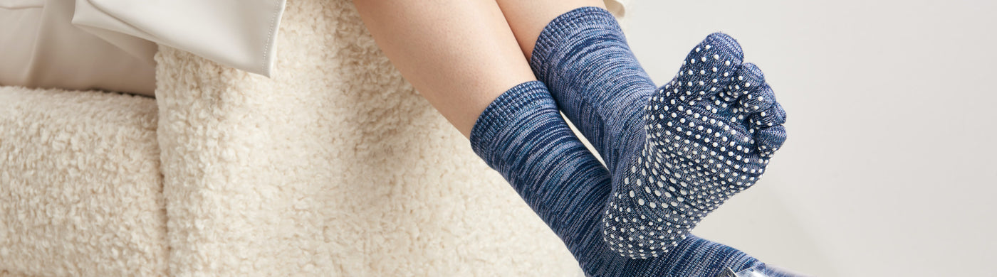 Women's Stay Comfy at Home Socks