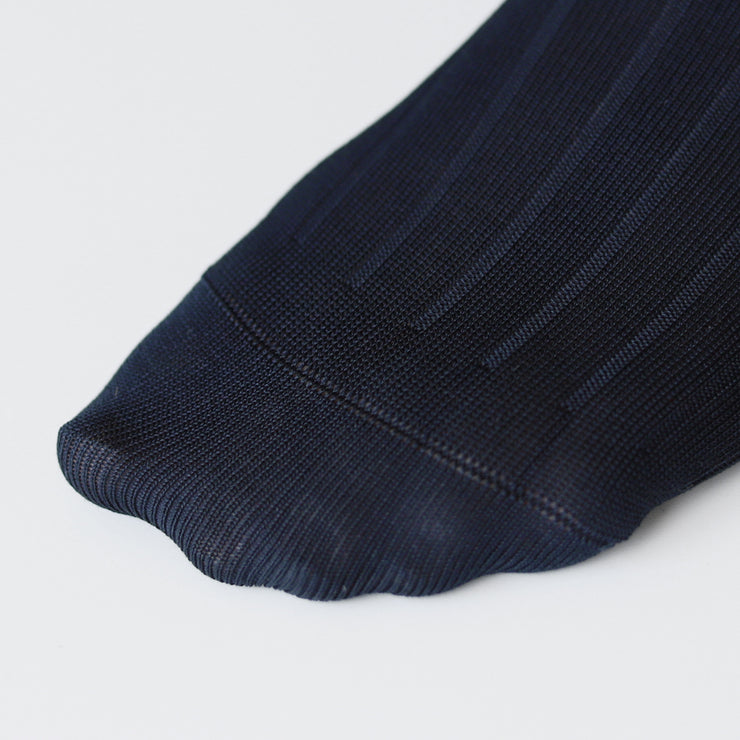 Premium 9x2 Rib Cotton Crew Socks