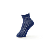 Crochet Lace Ankle Socks