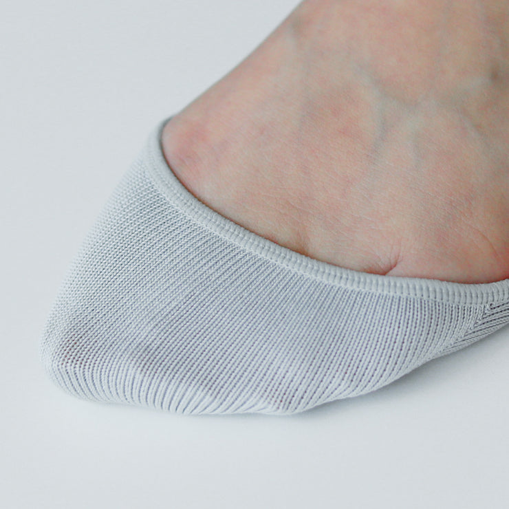 COOLMAX® Plain No-Show Socks