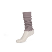 Sustainable Color Organic Cotton Leg Warmers