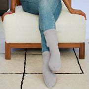 3-Layer Silk Pile Room Socks