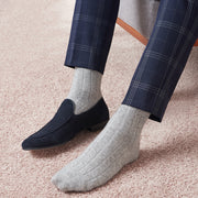 Luxury Cashmere Crew Socks