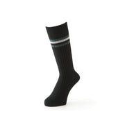 Striped Anti-Odor Cotton Crew Socks