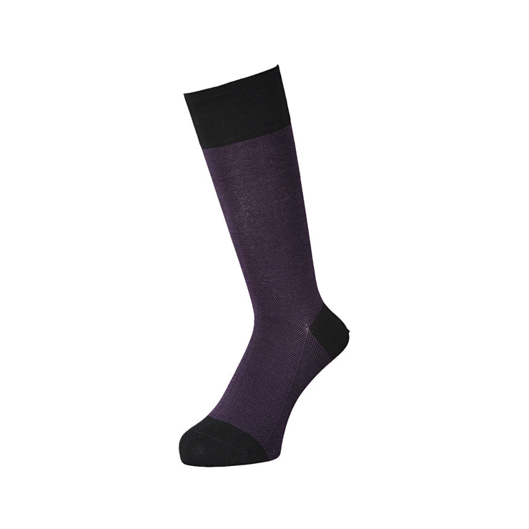 Bird's Eye Anti-Odor Cotton Crew Socks