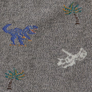 Dinosaur Cotton Crew Socks