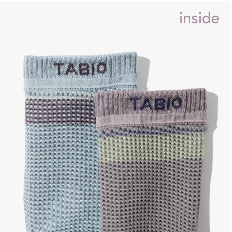 Tabio High-Standard Pile Crew Socks (Special Edition)
