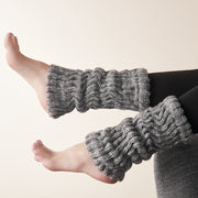 Wool-Silk Leg Warmers