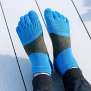 Men's TABIO SPORTS Signature Run Toe Socks