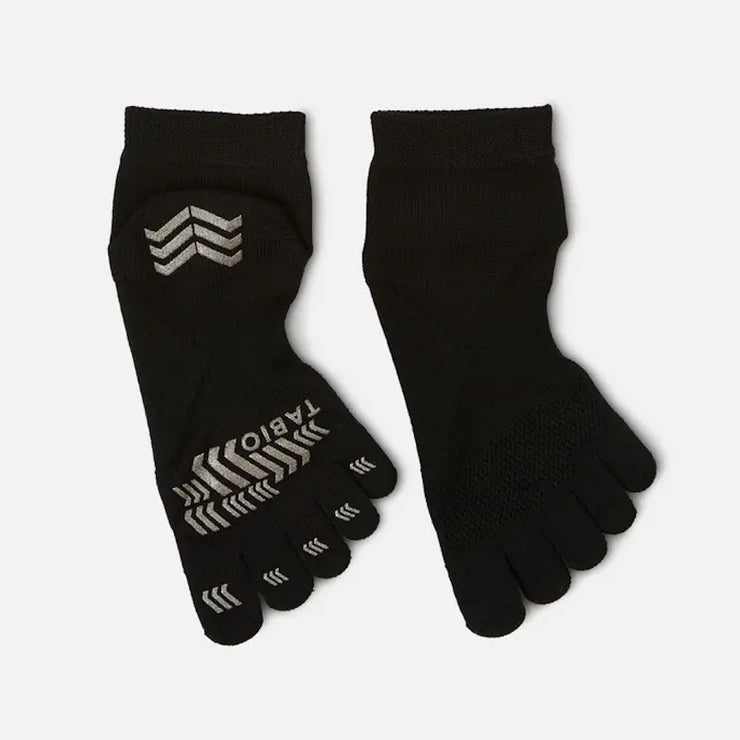 Men's TABIO SPORTS Signature Run Toe Socks (Size 11-13)