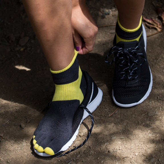 TABIO SPORTS Trailblazer Toe Socks