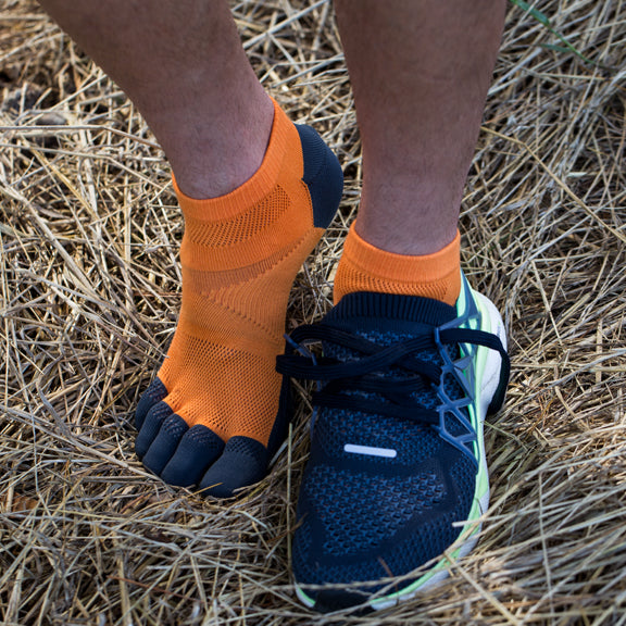 TABIO SPORTS Ultra-Light Compression Toe Socks