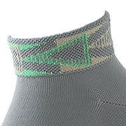ECO-Friendly Patterned Cuff Dry Sneaker Socks