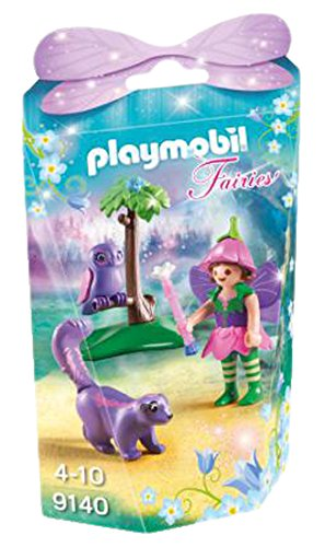 Playmobil 9140 Collectable Fairy Girl with Animal Friends