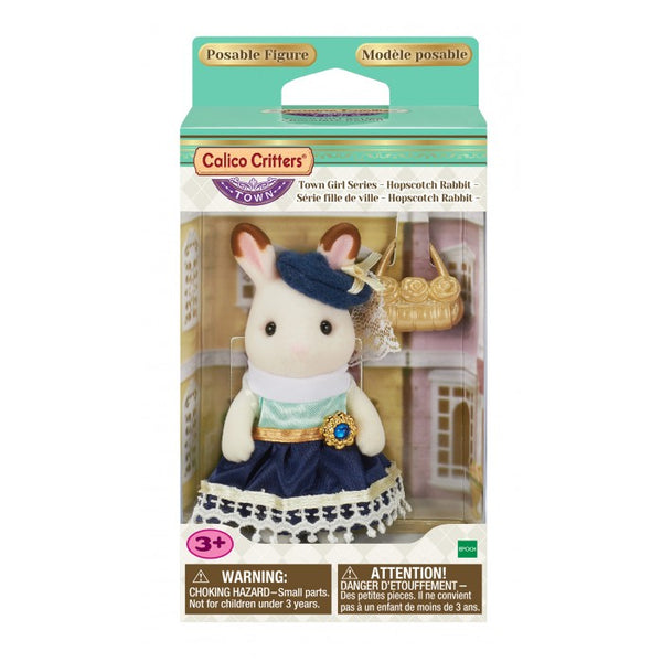 Calico Critters Town Stella Hopscotch Rabbit