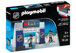 Playmobil NHL® Score Clock with 2 Referees
