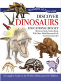 Discover Dinosaurs Educational Box Set