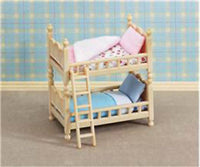 Calico Critters Bunk Beds Playset