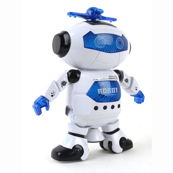 Electronic Walking Dancing Smart Space Robot