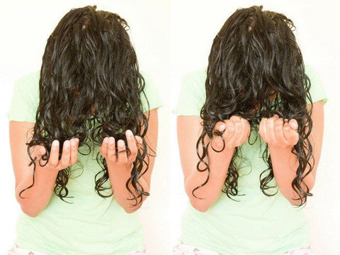 Extensions Plus Blog - How To Achieve Bouncy Curls