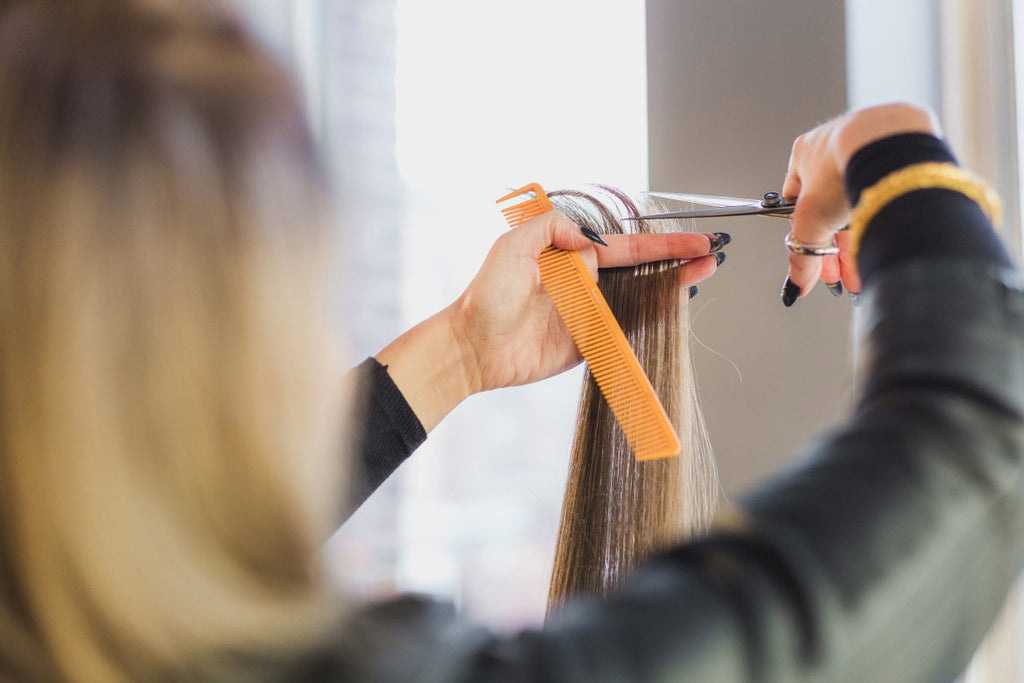 DO your Hair Extensions need a Trim?