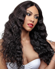 Extensions Plus Bollywood Plus is very similar to our Zig-Zag line. Bollywood Plus is made with 100% Indian remy hair and is slightly coarser and fuller towards the ends.