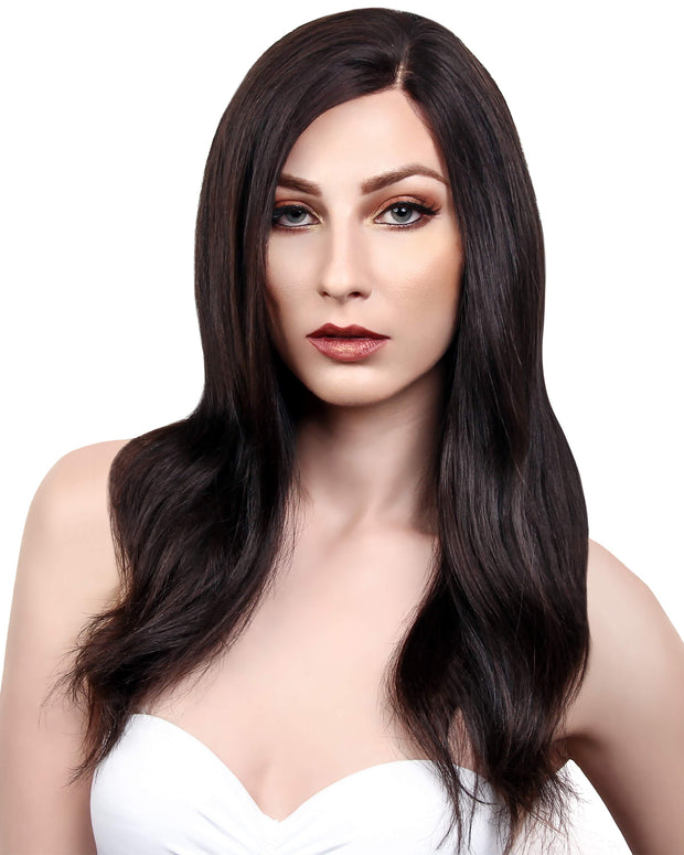 "Cali Collection Natural Body 18-20"" Natural Brown"