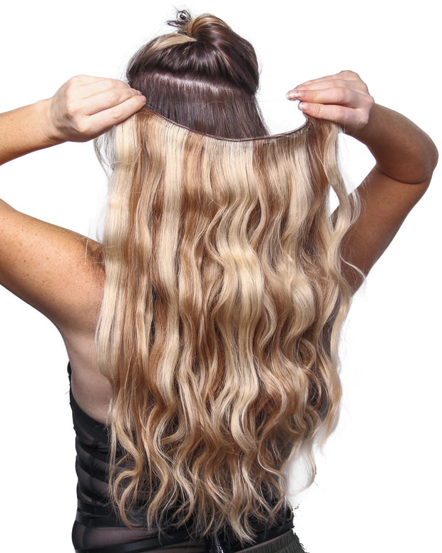Extensions Plus Everyday Halos Hair Extensions