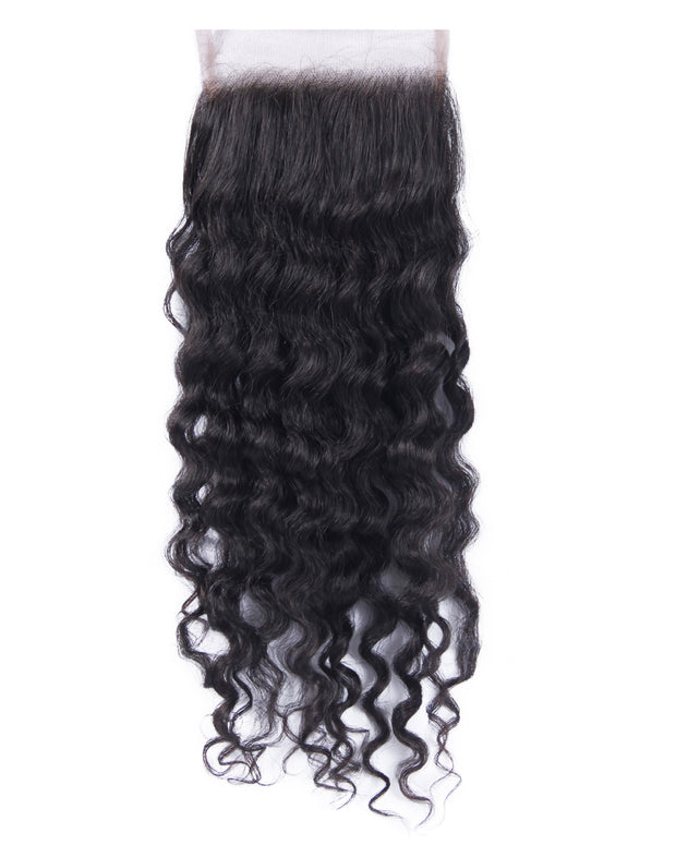 Extensions Plus Signature Closure Style 1 - Deep Curl