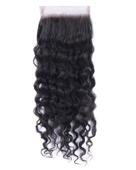 Extensions Plus Signature Closure Style 2 - Deep Curl