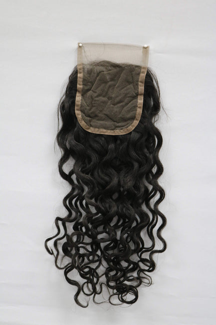 Extensions Plus Everyday Style 1 Closure - Curly