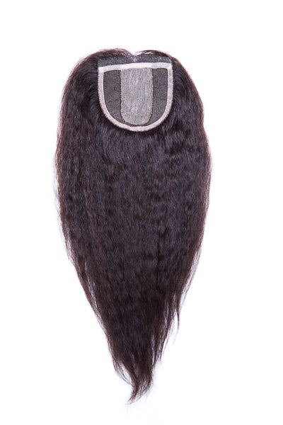 Extensions Plus Relaxed Texture Style 3 Closure Hair Extensions