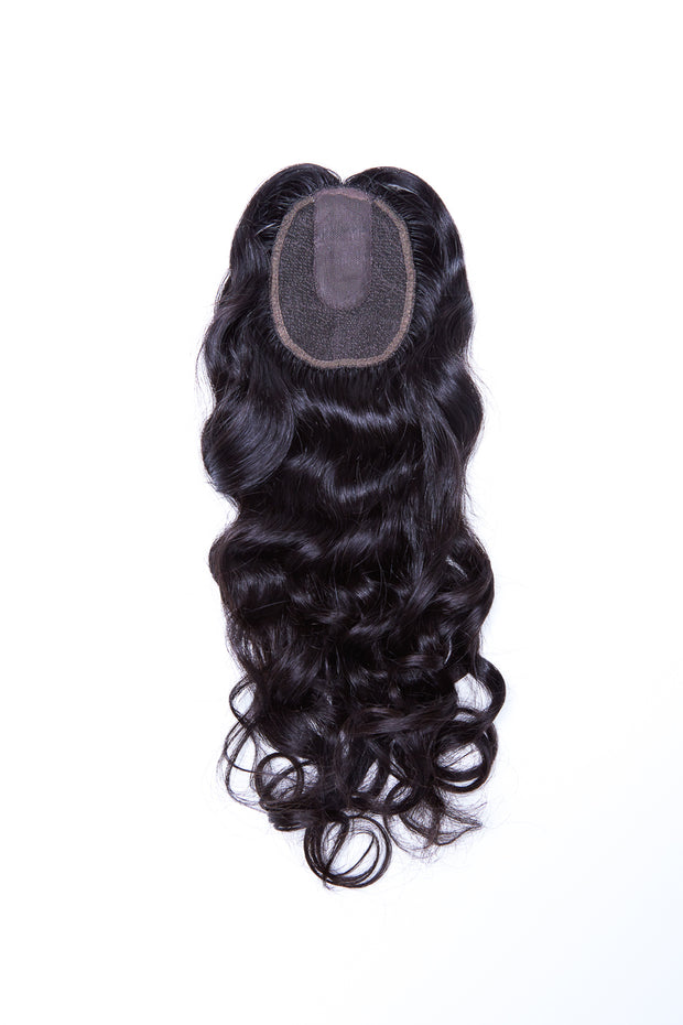 Extensions Plus Zig Zag Style 1 Closure - Wavy