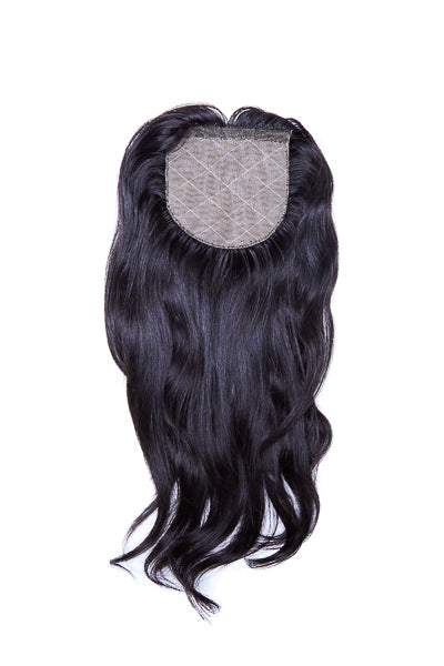 Extensions Plus Zig Zag Style 2 Closure - Natural Body