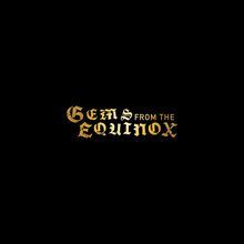 GEMS FROM THE EQUINOX - Digital Album