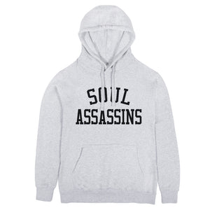 SA College Arch Hoodie - H. Grey