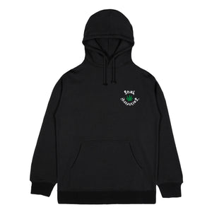SOUL ASSASSINS LEAF HOODIE (BLACK)
