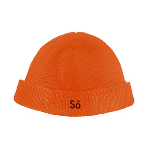 SOUL ASSASSINS WINTER BEANIE (ORANGE)