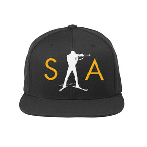 SOUL ASSASSINS SILHOUETTE HAT (BLACK)