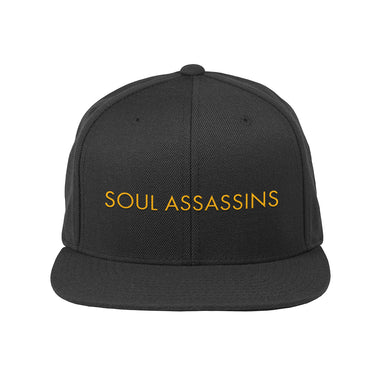 SOUL ASSASSINS HAT (BLACK)