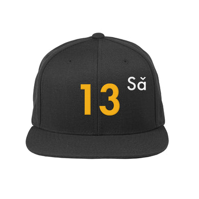 SOUL ASSASSINS 13 HAT (BLACK)
