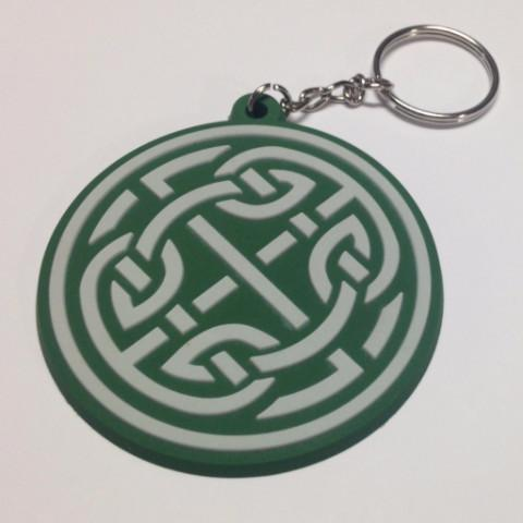Smite Celtic Pantheon keychain