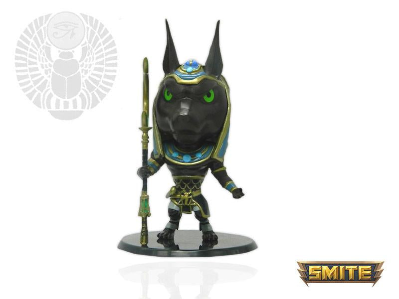 Smite Gods: Anubis - God of the Dead Figurine