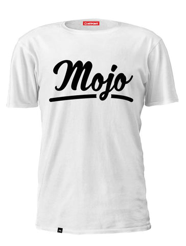 Mojo On PC - White T-shirt