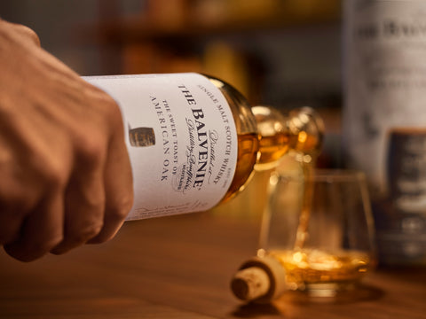 The Balvenie 12 yo The Sweet Toast of American Oak - Members only