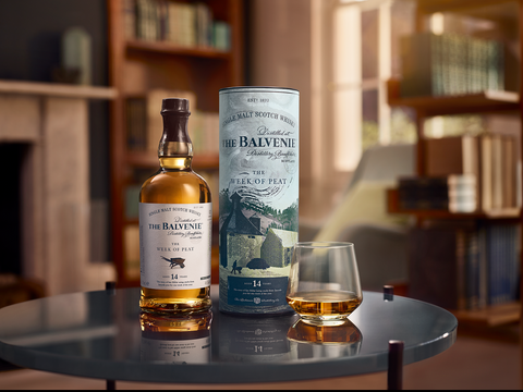 The Balvenie 14 ans The Week of Peat - Members only