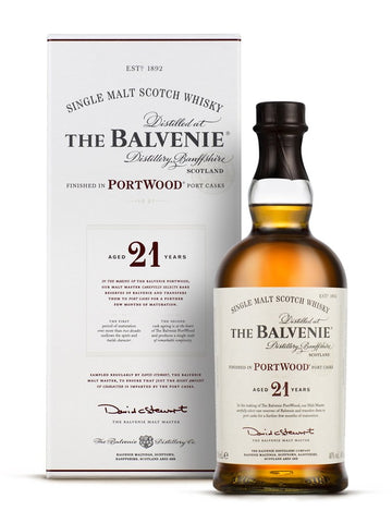 The Balvenie 21 ans Portwood - Members Only